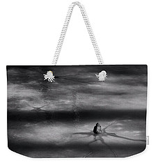 Weekender Tote Bag featuring the photograph Til Spring by Mark Fuller