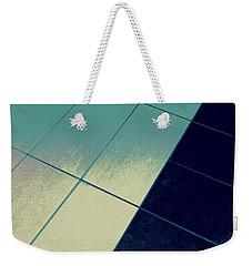 Tiles Weekender Tote Bag by Linda Bianic