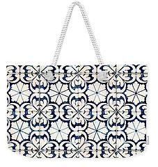Tiles Souvenir Lisbon Weekender Tote Bag