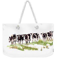 Till The Cows... Weekender Tote Bag