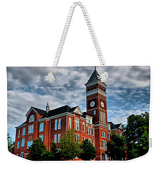 Tillman Hall Weekender Tote Bag by Lynne Jenkins