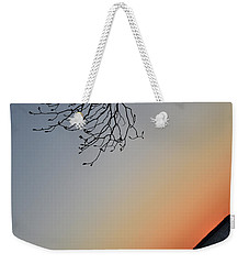 Tilted Exposure Weekender Tote Bag