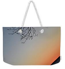 Tilted Exposure Weekender Tote Bag by Skip Willits