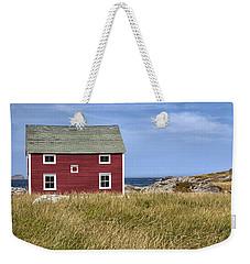 Tilting Weekender Tote Bag