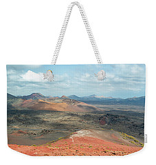 Timanfaya Panorama Weekender Tote Bag