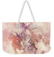 Time And Again Weekender Tote Bag by Raymond Doward