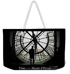Time At The Musee D'orsay Weekender Tote Bag