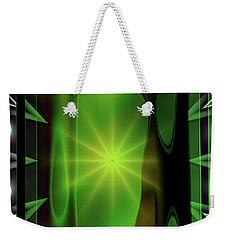 Time Barrier Weekender Tote Bag