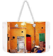 Time Bubble Weekender Tote Bag