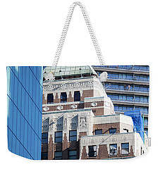 Time Is Changing Weekender Tote Bag