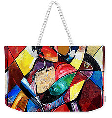 Time Love And Tenderness Weekender Tote Bag by Everett Spruill