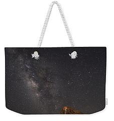 Time Weekender Tote Bag by Melany Sarafis