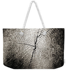 Time Passage Weekender Tote Bag