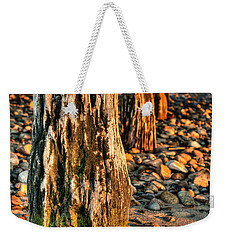 Time Stands Still Weekender Tote Bag