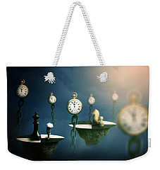Time Strategy Weekender Tote Bag