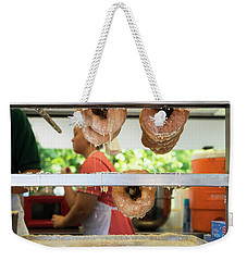 Time To Eat The Donuts Weekender Tote Bag