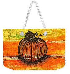 Time To Get Pumkin Weekender Tote Bag