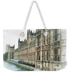 Time Travel Weekender Tote Bag
