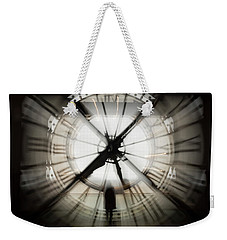 Time Waits For None Weekender Tote Bag