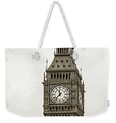 Weekender Tote Bag featuring the photograph Timeless by Christi Kraft