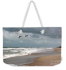 Weekender Tote Bag featuring the photograph Timeless by Megan Dirsa-DuBois