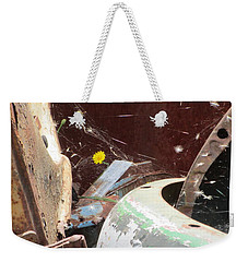 Weekender Tote Bag featuring the photograph Timeless Wish by Marie Neder