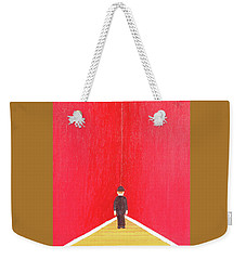 Timeout Weekender Tote Bag by Thomas Blood