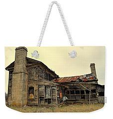 Times Past 2 Weekender Tote Bag