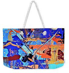 Timestorm Weekender Tote Bag