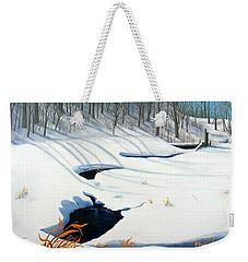 Timm Drive Ravine Weekender Tote Bag