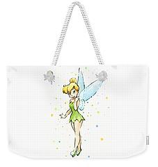Tinker Bell Weekender Tote Bag
