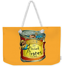 Tinned Pirates Weekender Tote Bag