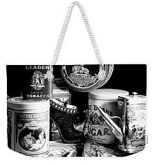 Tins Weekender Tote Bag