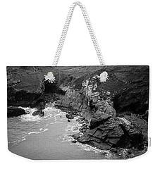 Tintagel Rocks Weekender Tote Bag