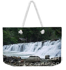 Tinuy-an Falls Weekender Tote Bag by Roberto Prusso