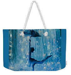 Tiny Dancer Weekender Tote Bag by Mark Tonelli