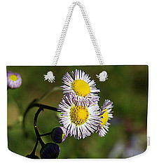 Tiny Little Weed -2- Weekender Tote Bag