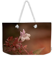 Weekender Tote Bag featuring the photograph Tiny by Ryan Photography
