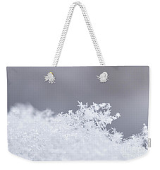 Weekender Tote Bag featuring the photograph Tiny Worlds I by Ana V Ramirez