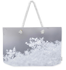 Weekender Tote Bag featuring the photograph Tiny Worlds II by Ana V Ramirez