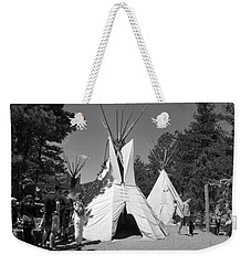 Tipis In Black Hills Weekender Tote Bag