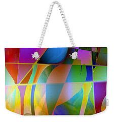 Tipsy Weekender Tote Bag