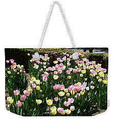 Tiptoe Through The Tulips Weekender Tote Bag