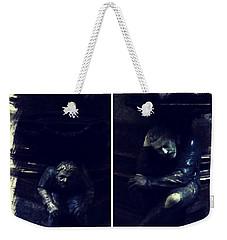 Tired Thinkers Weekender Tote Bag