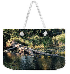 Tired Tree Weekender Tote Bag