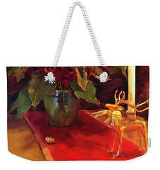Tis The Season Weekender Tote Bag