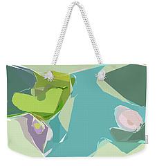 Tissue Paper Weekender Tote Bag
