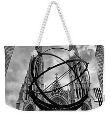 Titan Weekender Tote Bag