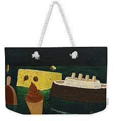 Titanic's Birthday Weekender Tote Bag
