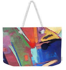 Title? Weekender Tote Bag